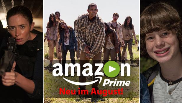 amazon neuerscheinung august