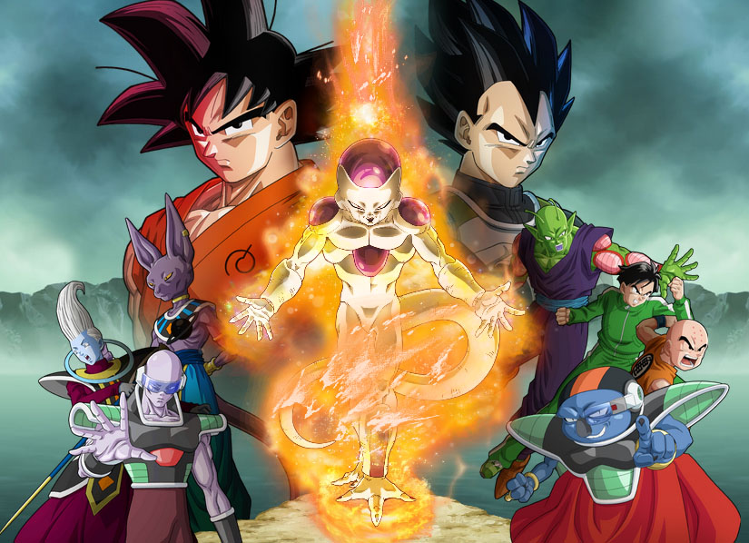Dragonball Z: Resurruction F