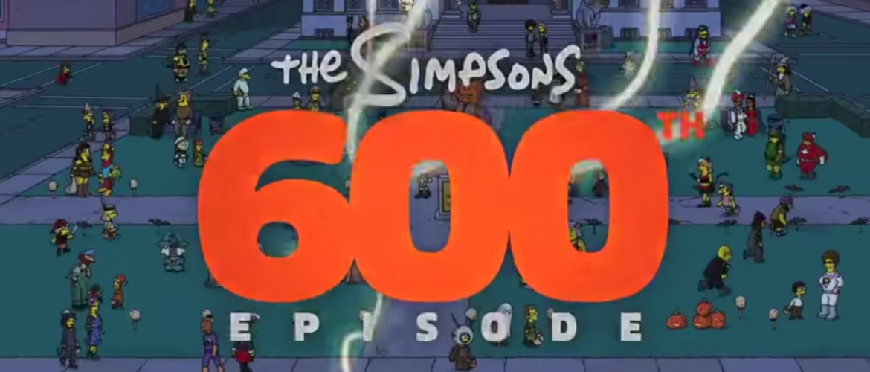 600.Folge die simpsons