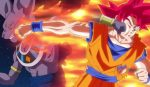 Dragon Ball Super Review: Folge 13 – Los, Goku! Übertriff den Super Sayjajin Gott!
