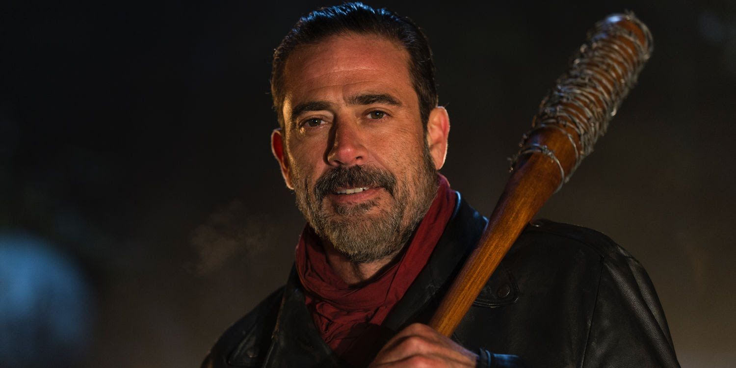 walking dead fakten negan
