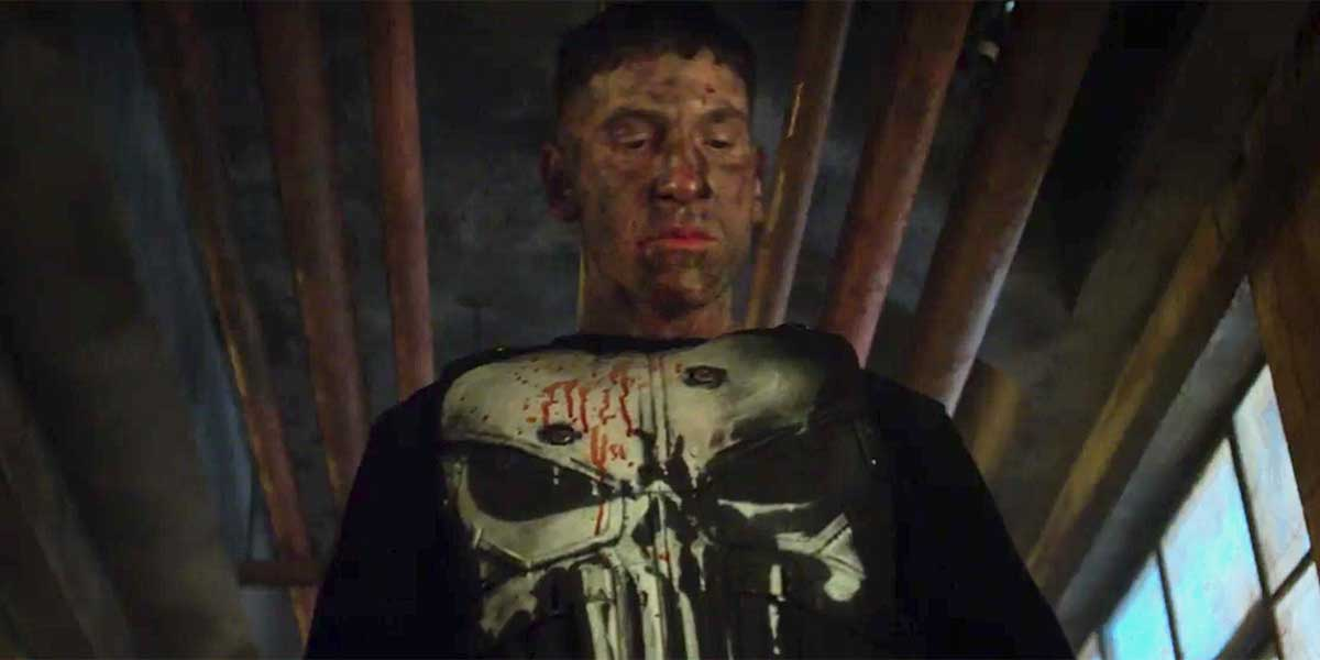 punisher trailer