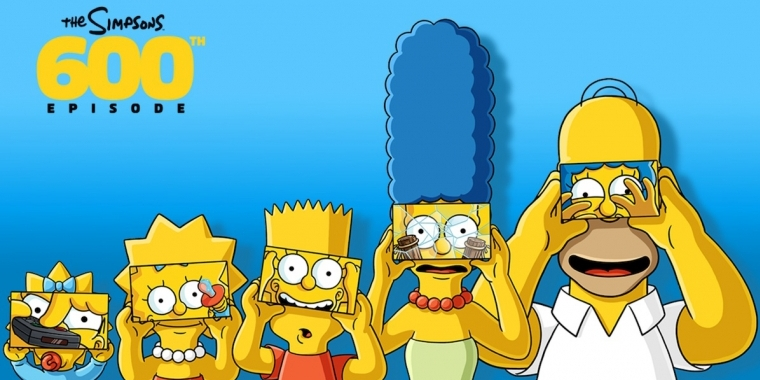 simpsons review Folge 600