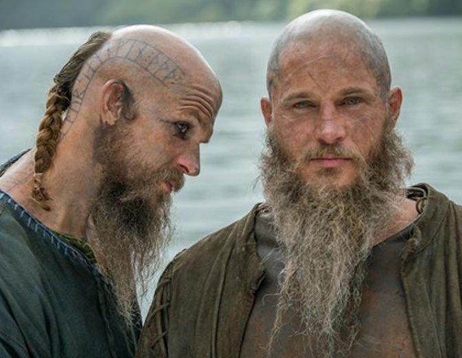 Darsteller Vikings