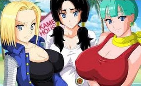frauen in dragon ball