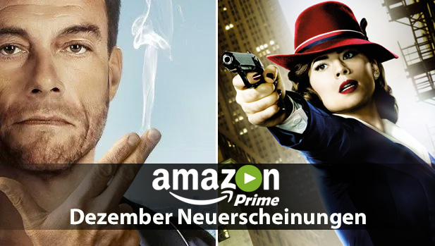 Amazon Prime Video Dezember 2017