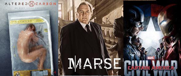 Netflix: Neuheiten im Februar 2018