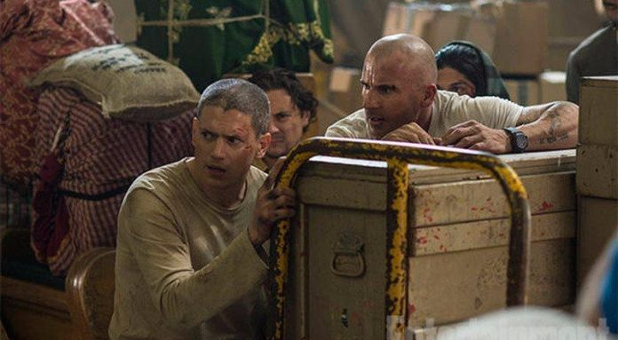 prison break staffel 6