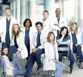 Grey's Anatomy Charakter