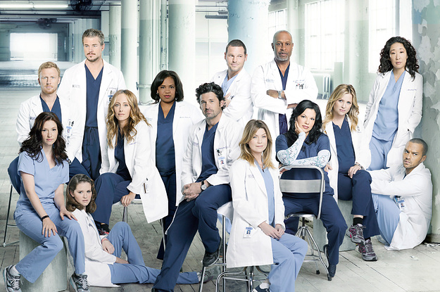 Grey's Anatomy Charakter
