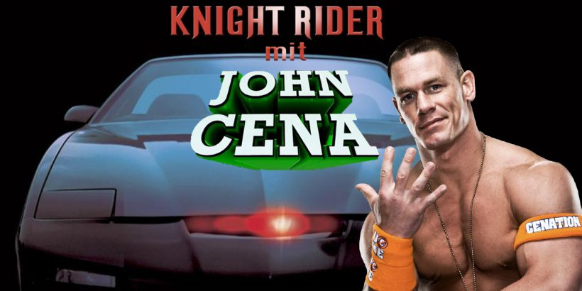 Beste-Serien - Knight Rider mit John Cena