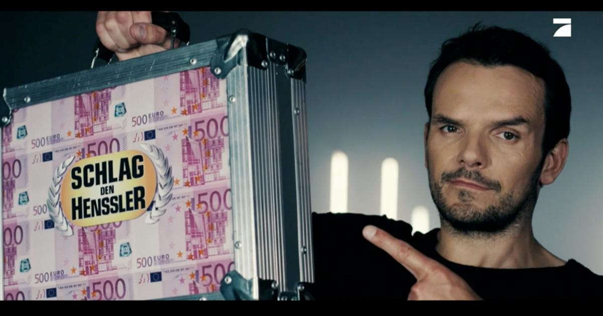 Beste-Serien - Schlag den Henssler - 1 Millionen Euro