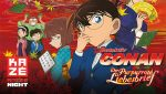 Detektiv Conan Movie 21: Der deutsche Trailer ist da