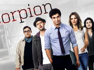 Scorpion TV Serie