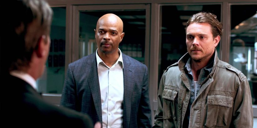 Lethal Weapon - Riggs und Roger