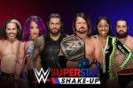 WWE Smackdown: Der Shake Up für Smackdown (Spoiler!)
