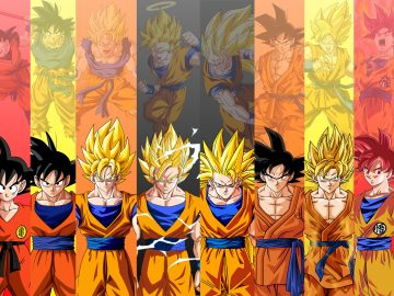 dragon ball serien