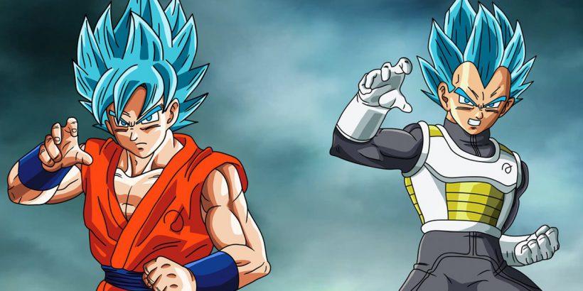 Beste-Serien - Dragon Ball Super - Son Goku und Vegeta