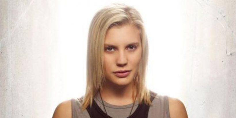 Beste-Serien- Katee Sackhoff in Battlestar Galactica