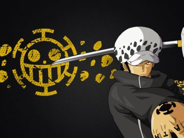 Beste-Serien-One Piece Trafalgar Law