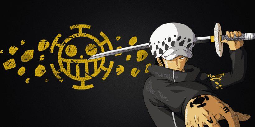 Beste-Serien-One Piece Trafalgar Law