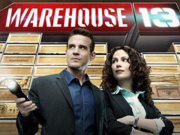 Beste-Serien - Warehouse 13