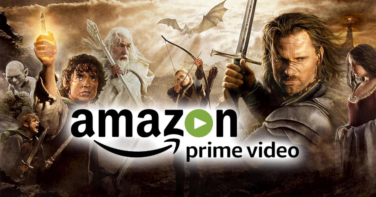 Herr Der Ringe Amazon
