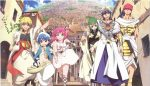 Magi: The Kingdom of Magic: ProSieben Maxx zeigt ab heute die 2. Staffel