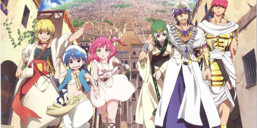 Magi: The Kingdom of Magic staffel 2