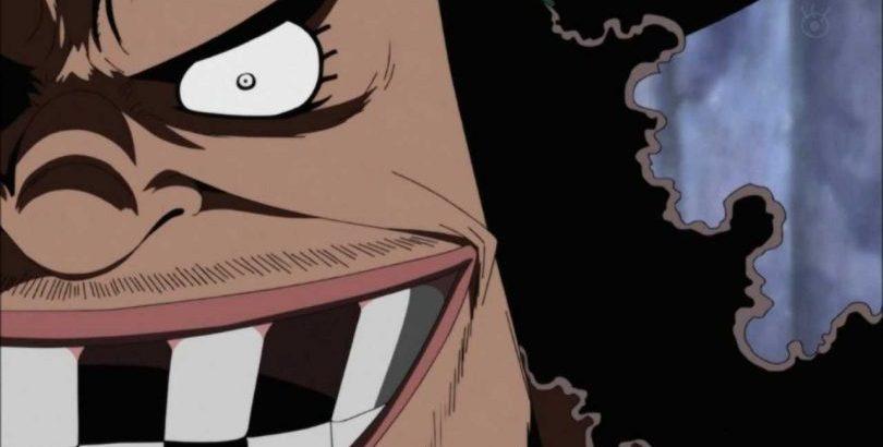 black beard fakten one piece