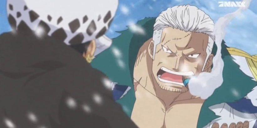 One Piece Folge 587
