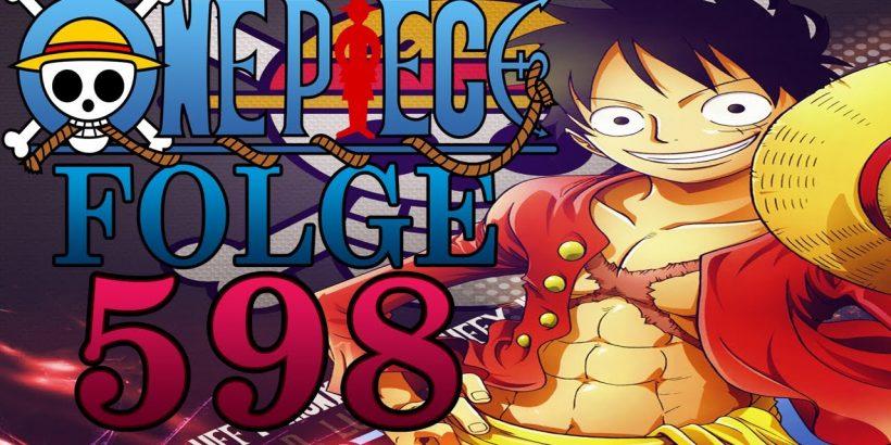 One Piece Folge 598