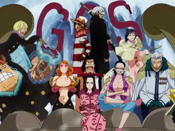 One Piece Folge 588