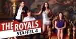 The Royals: Vierte Staffel ab dem 23. April auf Sixx
