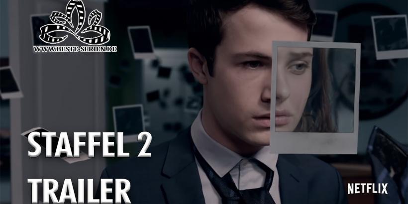 13 reason why staffel 2 trailer