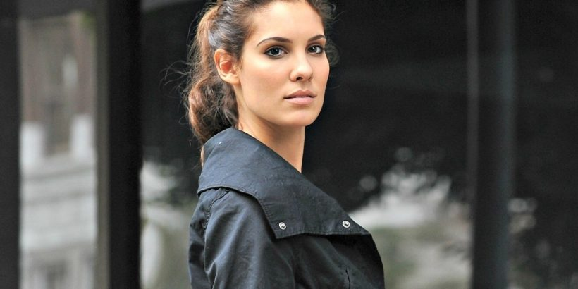 Daniela ruah navy cis