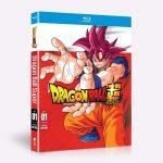Dragon Ball Super: DVD und Blu-Ray verschoben