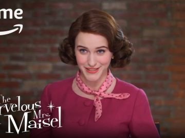 The Marvelos Mrs. Maisel