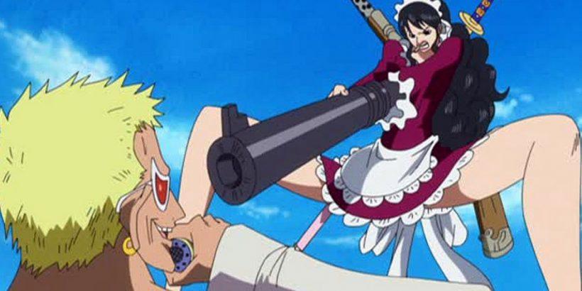 One Piece Folge 606