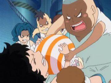 One Piece Folge 615