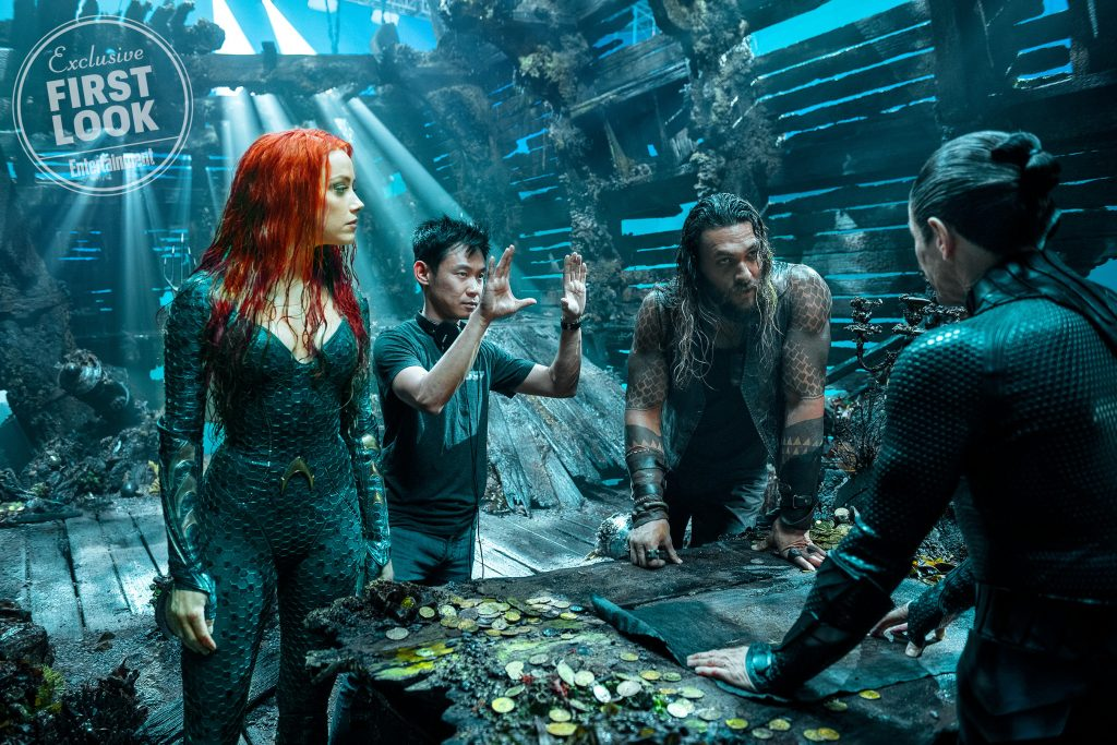 aquaman james wan