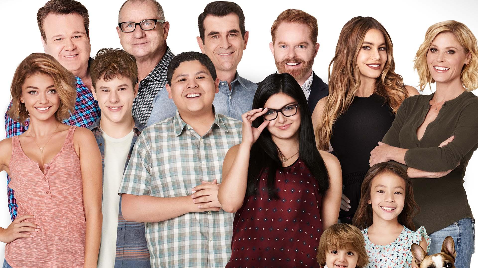 Staffeln Modern Family