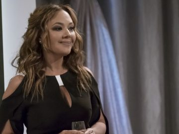 leah remini fox serie