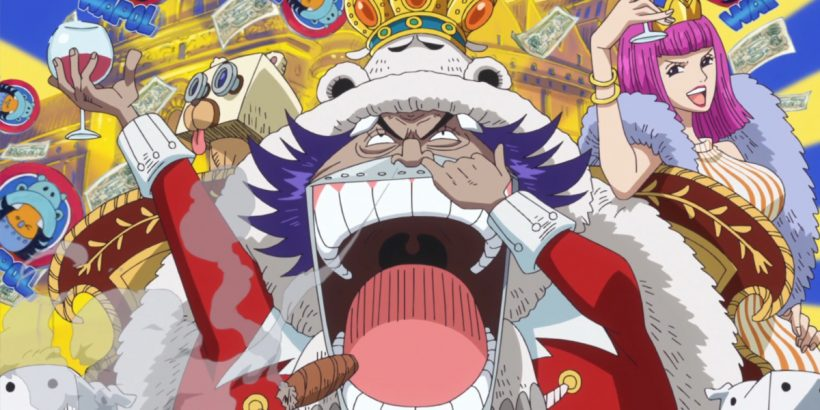 One Piece Wapol