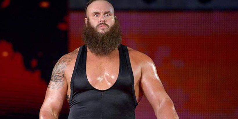Strowman - WWE