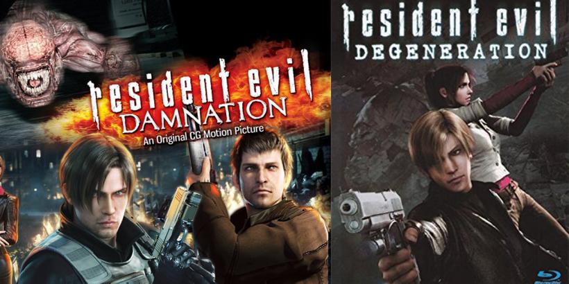 Resident Evil Damnation Degeneration