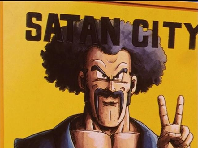 mr.satan school
