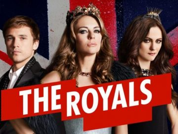 The royals staffelfinale