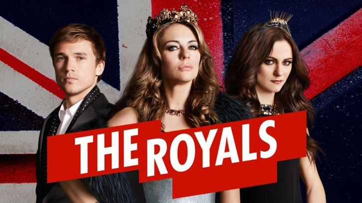 The Royals Staffel 2 Sixx