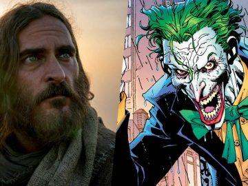 Joaquin Phoenix joker film